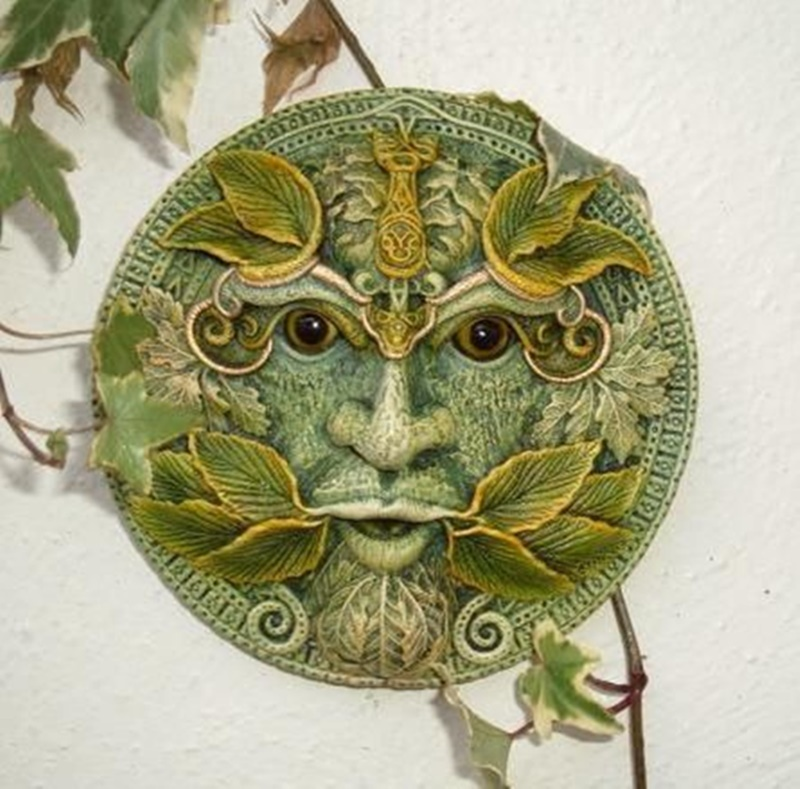 The Legend of the Green Man